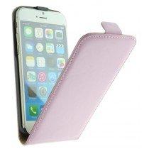 M-Supply Flip case dual color Apple iPhone 6 licht roze