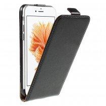 Flip case dual color Apple iPhone 6 zwart
