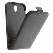 M-Supply Flip case dual color Huawei Ascend G610 zwart