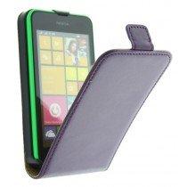 M-Supply Flip case dual color Nokia Lumia 530 paars