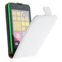M-Supply Flip case dual color Nokia Lumia 530 wit