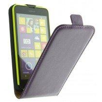 M-Supply Flip case dual color Nokia Lumia 630 paars