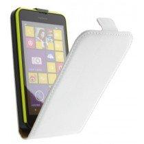 M-Supply Flip case dual color Nokia Lumia 630 wit