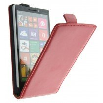 M-Supply Flip case dual color Nokia Lumia 930 rood