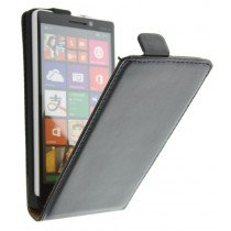 M-Supply Flip case dual color Nokia Lumia 930 zwart