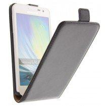 M-Supply Flip case dual color Samsung Galaxy A3 zwart