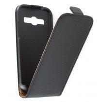 M-Supply Flip case dual color Samsung Galaxy Core Plus zwart