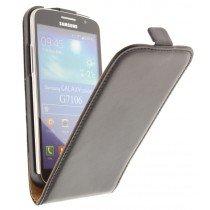 M-Supply Flip case dual color Samsung Galaxy Grand 2 zwart