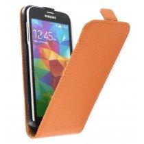 M-Supply Flip case dual color Samsung Galaxy S5 G900 bruin