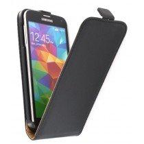 M-Supply Flip case dual color Samsung Galaxy S5 G900 zwart