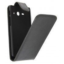 M-Supply Flip case Huawei Ascend Y530 zwart