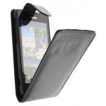 Flip case Huawei Ascend G520 zwart