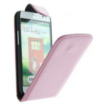 M-Supply Flip case LG L90 D405 roze