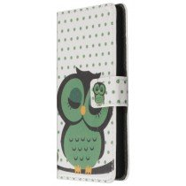 M-Supply Flip case met stand Huawei Ascend Y530 Owl