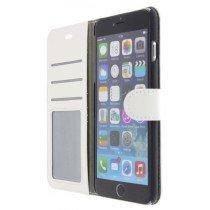 M-Supply Flip case met stand iPhone 6 Plus wit