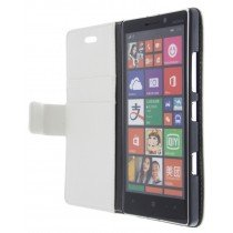 M-Supply Flip case met stand Nokia Lumia 930 wit