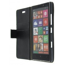 M-Supply Flip case met stand Nokia Lumia 930 zwart