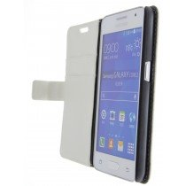 M-Supply Flip case met stand Samsung Galaxy Core 2 wit