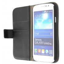 M-Supply Flip case met stand Samsung Galaxy Grand Neo zwart