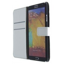 M-Supply Flip case met stand Samsung Galaxy Note 3 N9005 wit