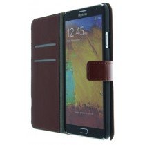 M-Supply Flip case met stand Samsung Galaxy Note 3 N9005 rood