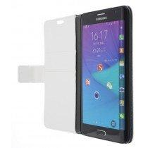 M-Supply Flip case met stand Samsung Galaxy Note Edge wit