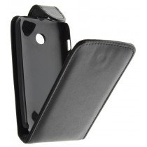 M-Supply Flip case Motorola Moto E zwart