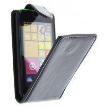 M-Supply Flip case Nokia Lumia 530 zwart