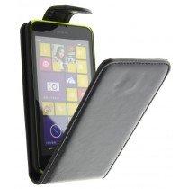 M-Supply Flip case Nokia Lumia 630 zwart