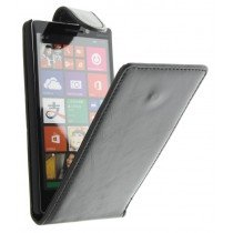M-Supply Flip case Nokia Lumia 930 zwart