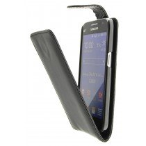M-Supply Flip case Samsung Galaxy Core Prime zwart