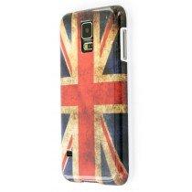 Hard case Samsung Galaxy S5 G900 - UK vlag