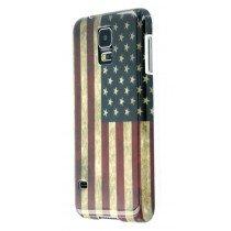 Hard case Samsung Galaxy S5 G900 - USA vlag