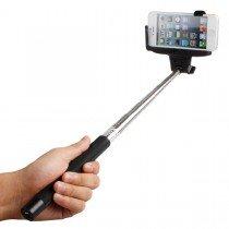 Selfie stick - Monopod zwart