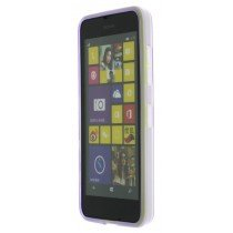 M-Supply TPU case Nokia Lumia 630 paars