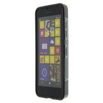 M-Supply TPU case Nokia Lumia 630 zwart