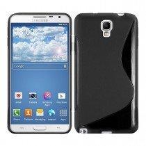 M-Supply TPU case Samsung Galaxy Note 3 Neo zwart
