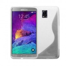 M-Supply TPU case Samsung Galaxy Note 4 transparant