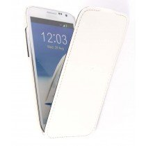 Melkco flip case Samsung Galaxy Note 2 N7100 wit