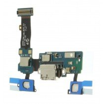 Samsung Galaxy S5 G900 Micro USB connector met board - GH96-07020A