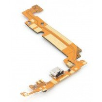 LG Optimus L5 E610 Micro USB connector met board
