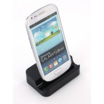 Dock Samsung Galaxy S3 Mini i8190 zwart