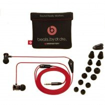 Monster Beats Dr. Dre iBeats zwart