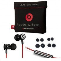 Monster Beats Dr. Dre urBeats zwart