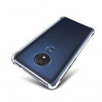 Motorola Moto G7 Power hoesje met stevige hoeken