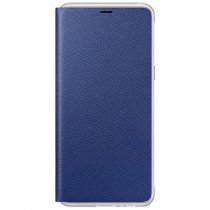 Neon Flip Cover Samsung Galaxy A8 2018 EF-FA530PLE blauw