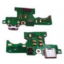 Nokia 3.1 USB-C oplaad connector