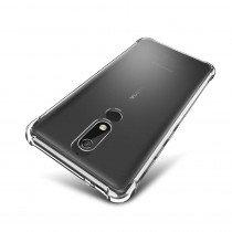 Nokia 5.1 hoesje met stevige hoeken