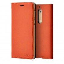 Nokia 5 slim flip CP-302 koper/bruin