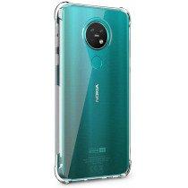 Nokia 6.2 / 7.2 hoesje met stevige hoeken